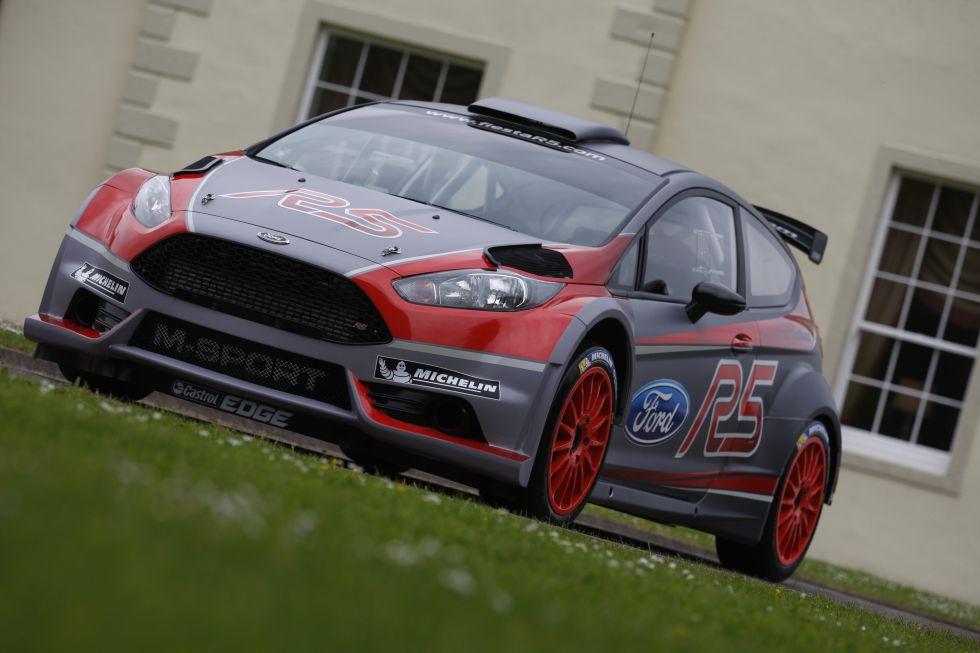 [Rally] Miguel Fuster pilotará en el CERA un Ford Fiesta R5 de RMC 1392140340_898908_1392140444_noticia_grande