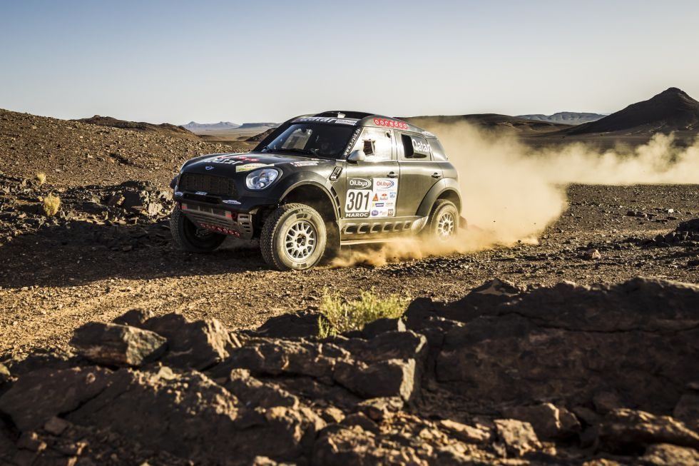 Rally Dakar 2015 (coches) 1420386446_332619_1420386685_noticia_grande