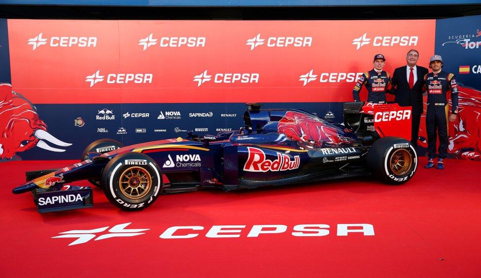 Toro Rosso STR10 F1 2015