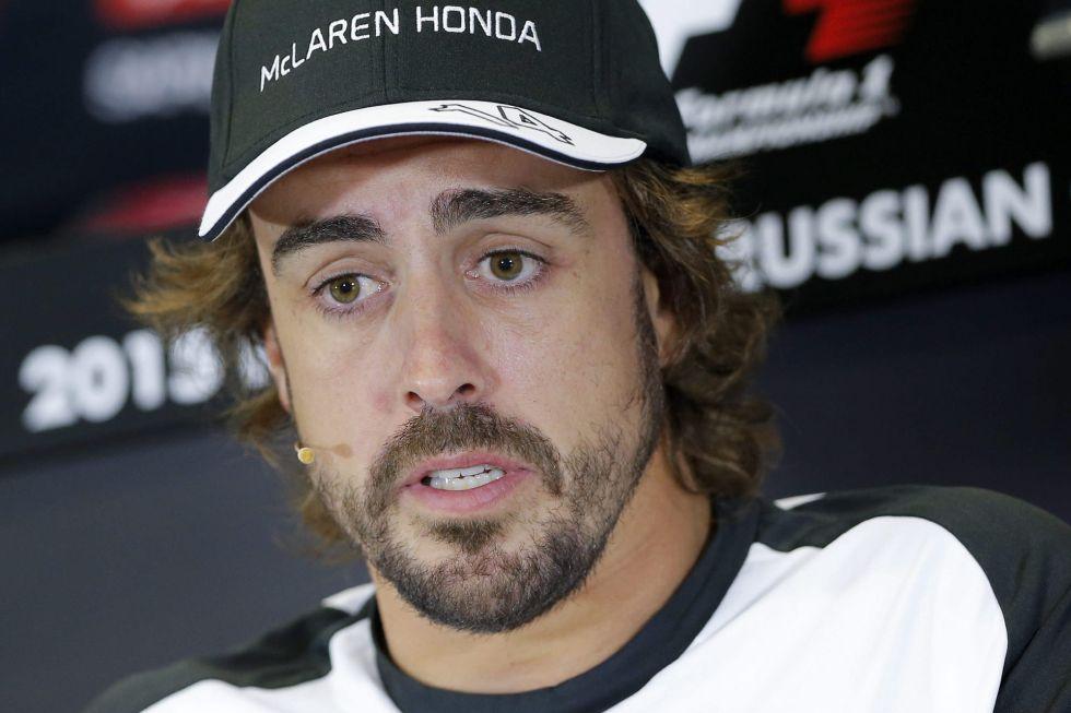 """Fernando Alonso: """"Seguiré en McLaren en 2016 y … 2017"""" 1444310207_172360_1444310389_noticia_grande"""