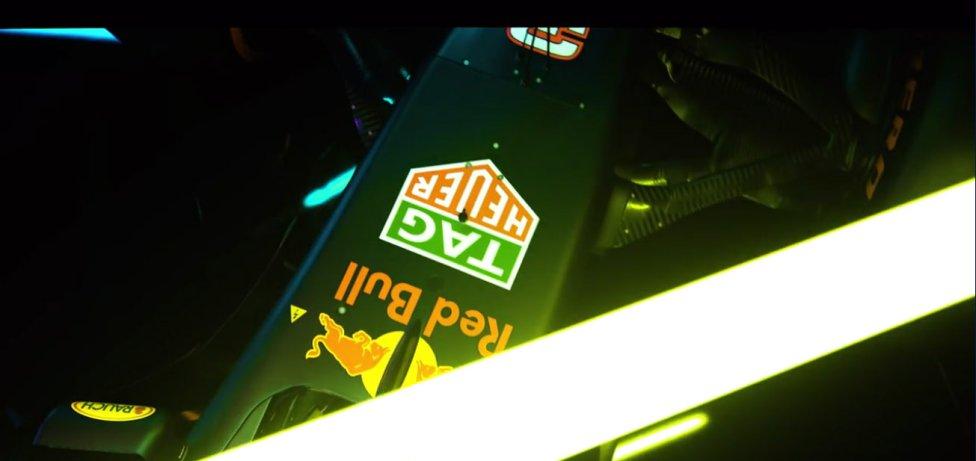 Red Bull presenta su nuevo RB13.